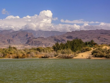 Maspalomas Pond
