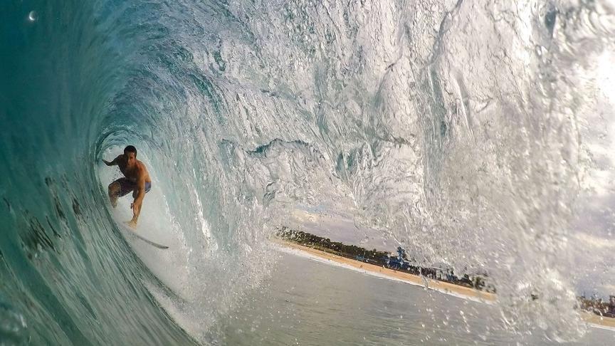 Où faire du surf à Gran Canaria