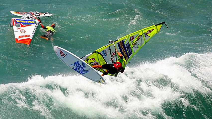Gran Canaria is the perfect place for beach and sea sports.
