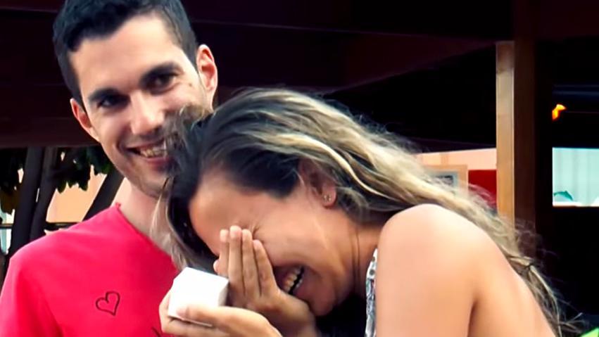 Surprise Engagement Party at Dunas Mirador Maspalomas