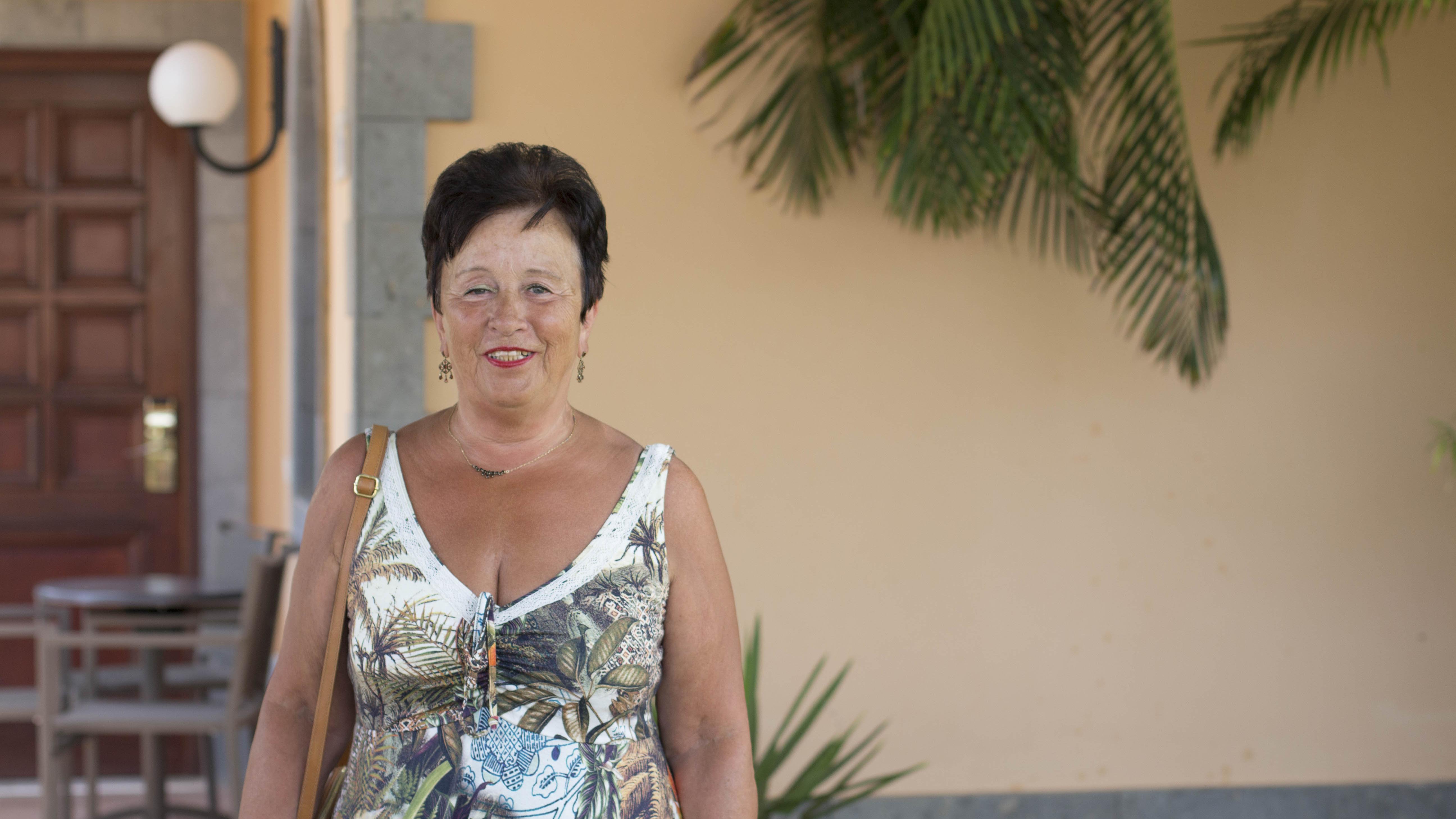 "Edeltraut Thiemt: ""Dunas Suites & Villas is my home in Gran Canaria"""