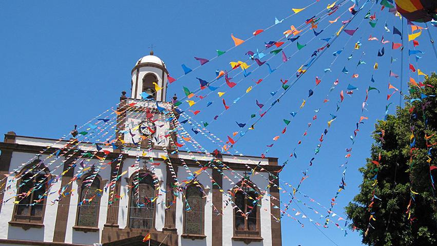 Fiestas populares de Gran Canaria
