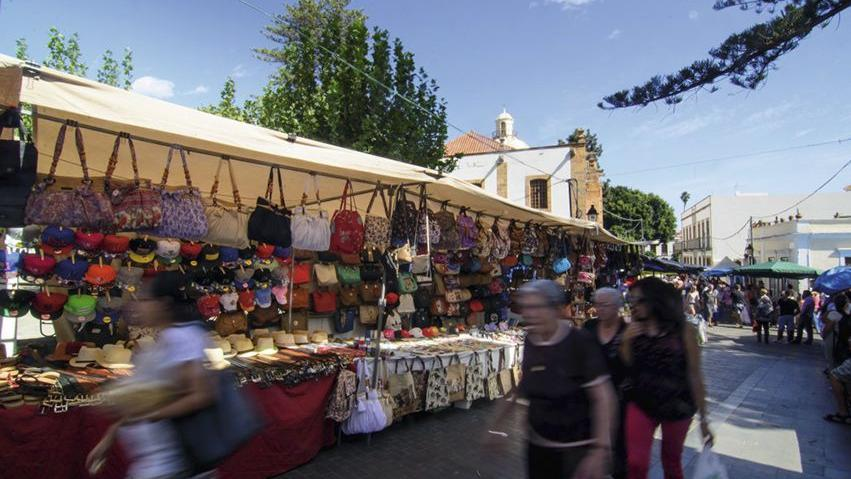 Street Markets - in North and Center