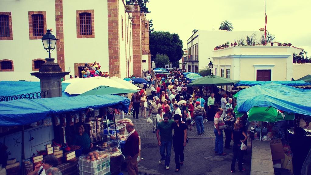 Los mejores mercadillos en Gran Canaria
