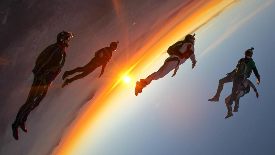 Where to skydive in Gran Canaria