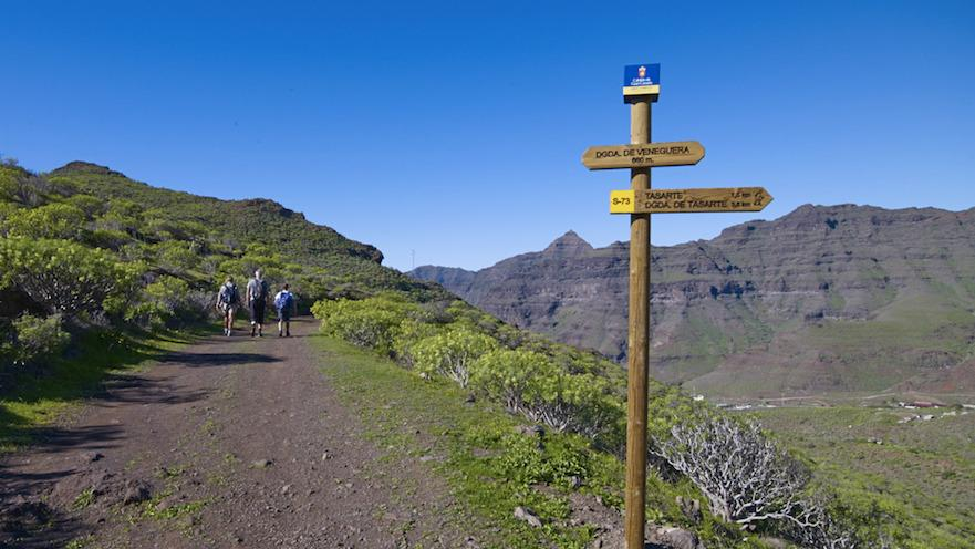 Hiking Routes in the south of Gran Canaria