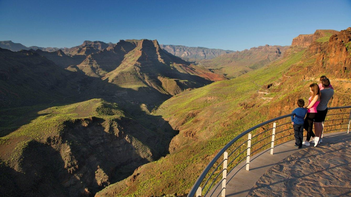 The best viewpoints of Gran Canaria