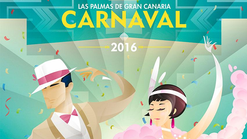 Carnival 2016 on the island of Gran Canaria