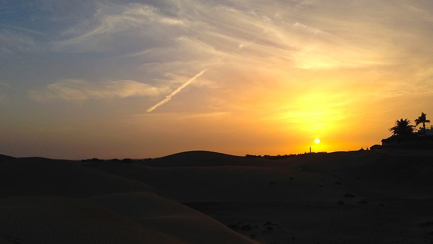 Les 3 meilleurs couchers de soleil de Gran Canaria