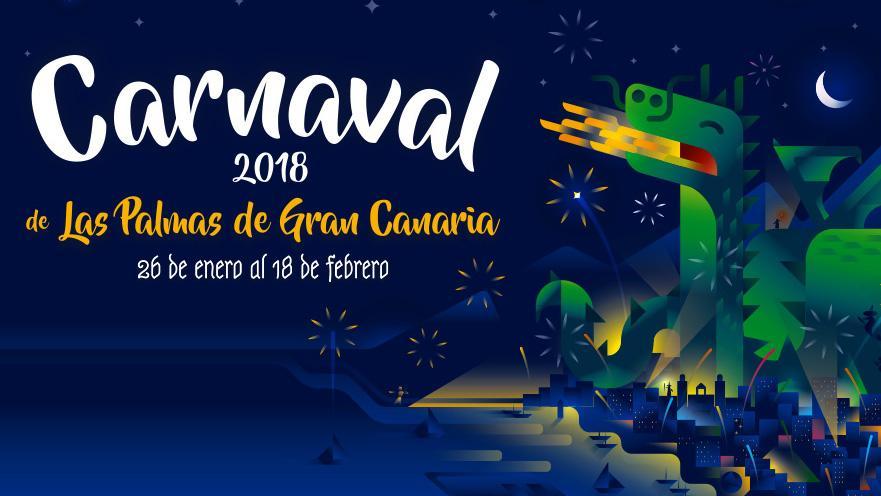 Carnaval 2018 à GranCanaria