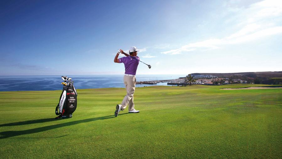 Golf Courses in Gran Canaria to Play All Year Round