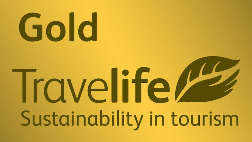 Dunas Mirador Maspalomas obtains the Travelife Gold Certification Sustainability in Tourism