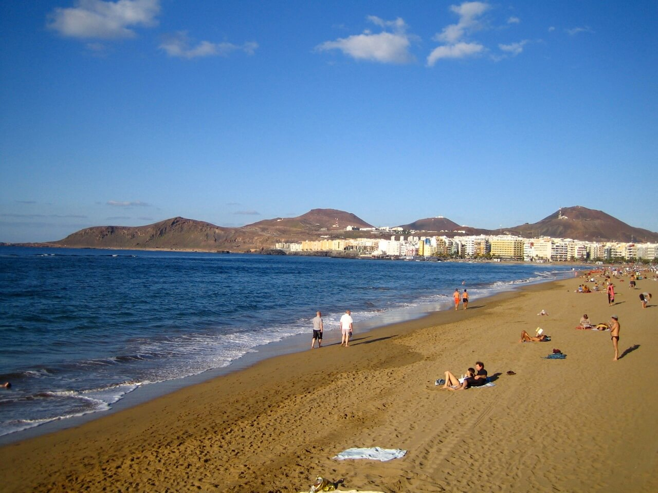 beaches canary islands