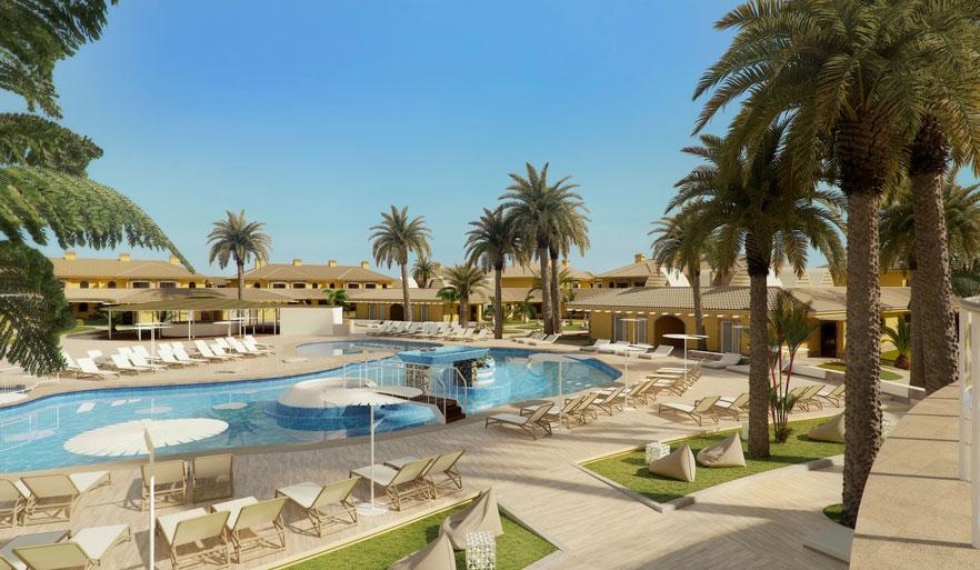 renovación de suites & villas