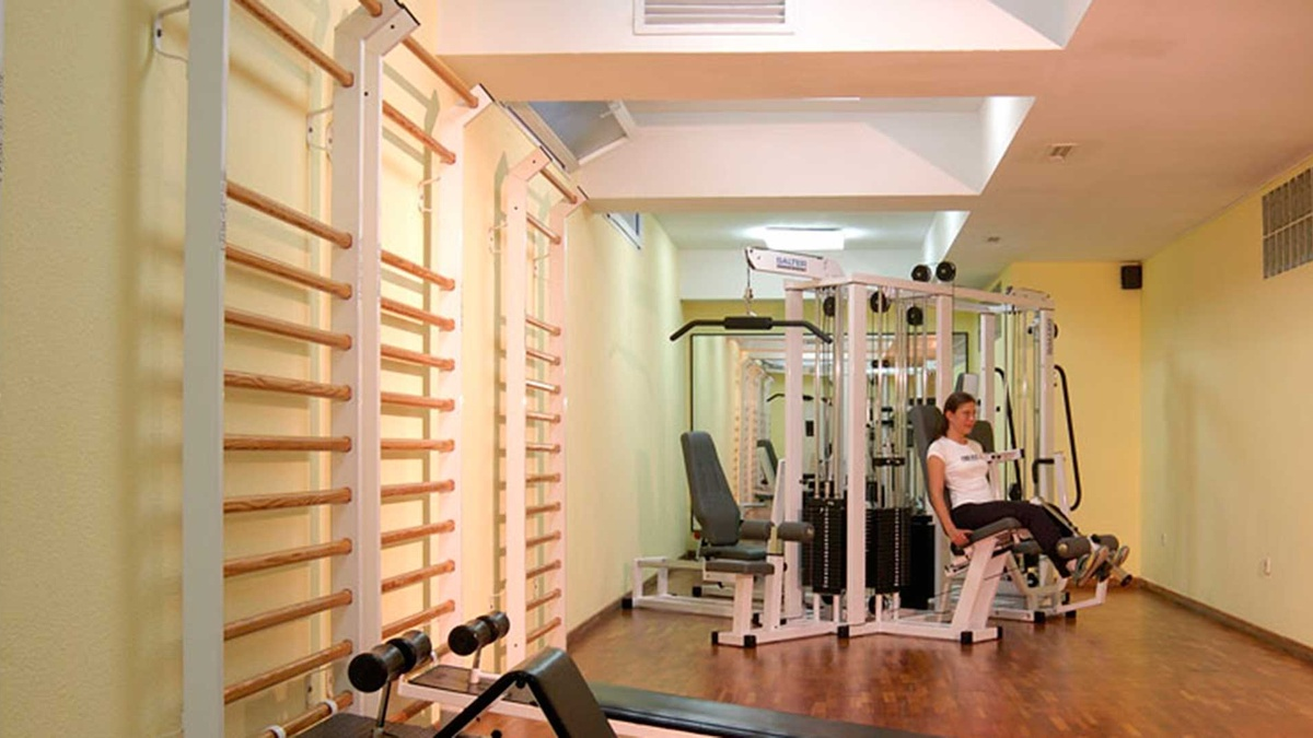 Gimnasio Fitness Club - Hotel Corralejo, Fuerteventura