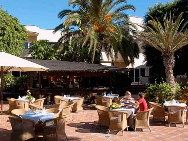 Bares Hotel Atlantis Dunapark