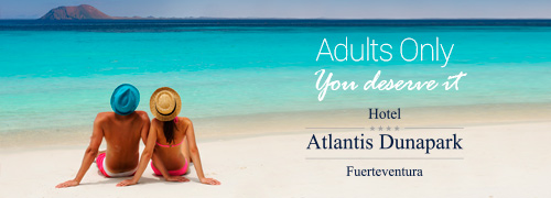 Hotel only Adults - Couples Fuerteventura