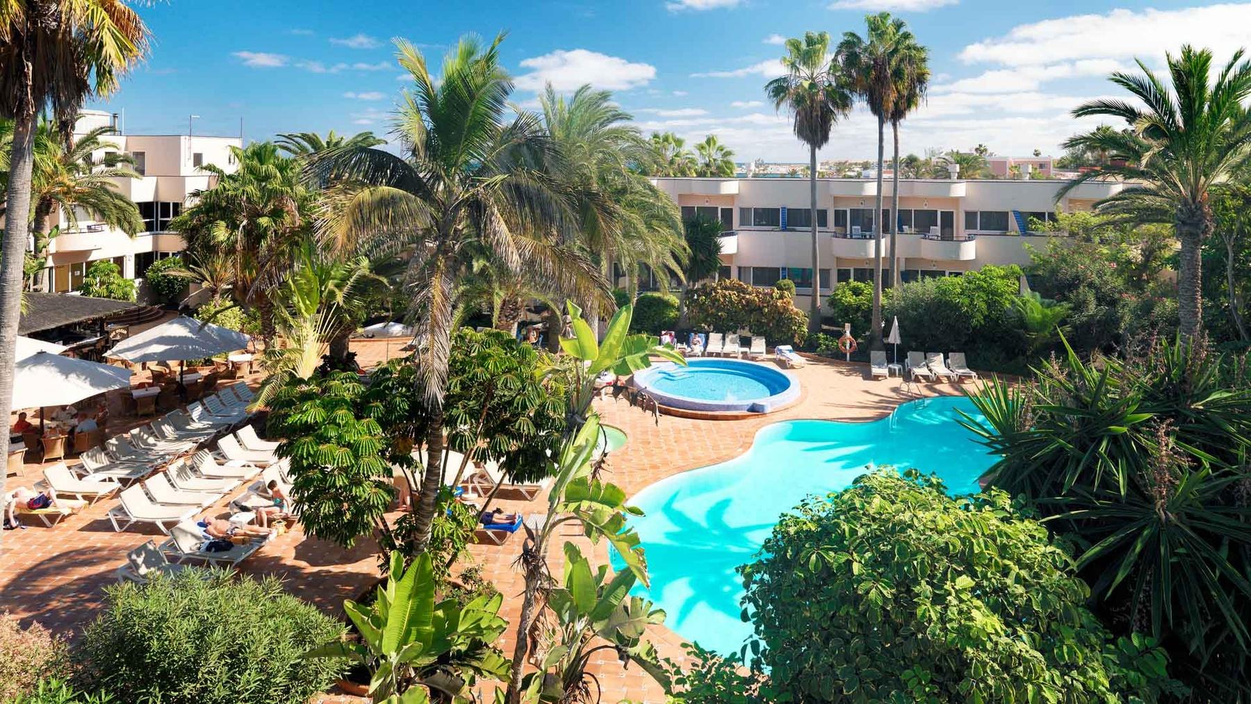 Piscina Hotel Corralejo Fuerteventura