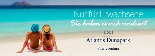 Hotel nur für Erwachsene - Couples Fuerteventura
