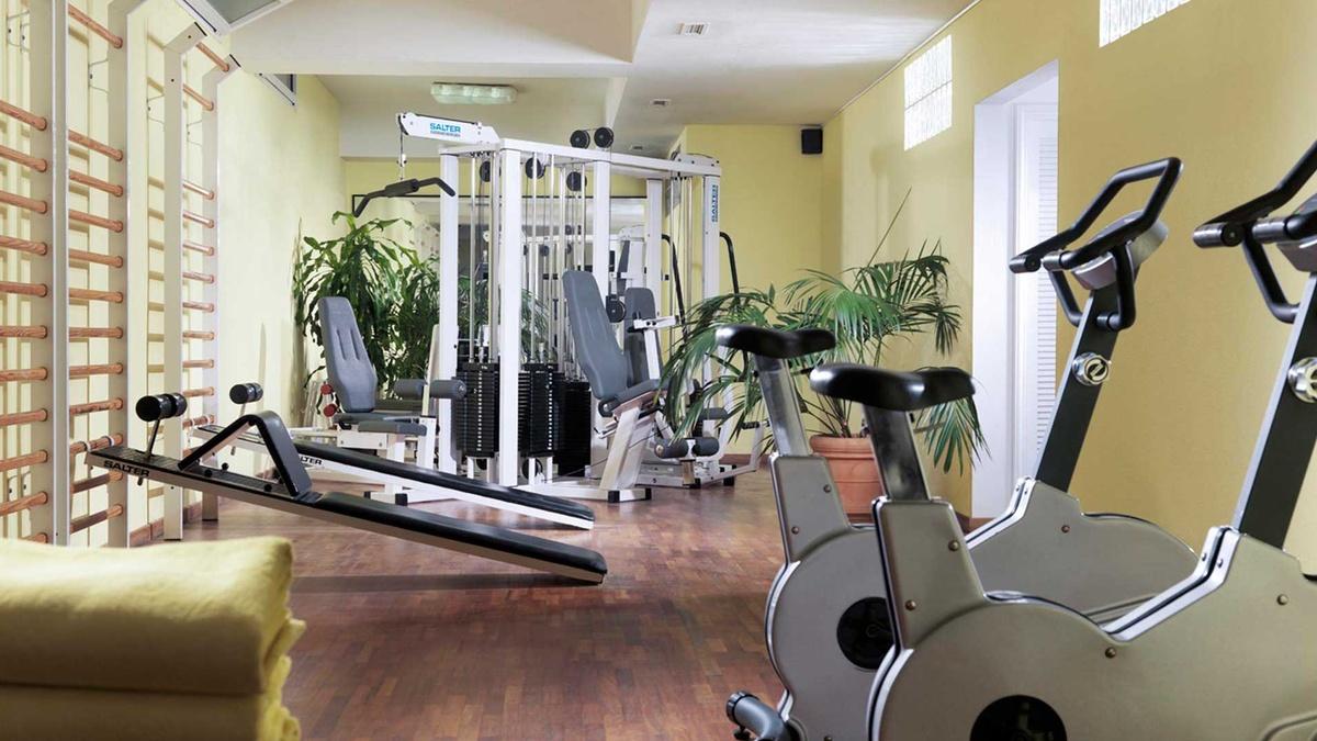 Fitness Club - Hotel Atlantis Dunapark Corralejo