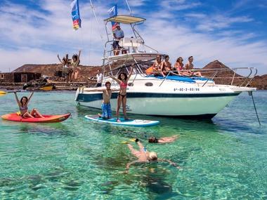 Actividades acuáticas Hotel Fuerteventura
