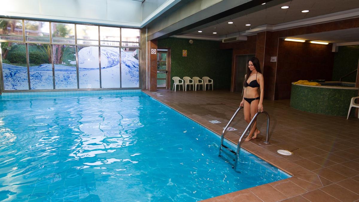 hôtel spa sauna Salou hôtel Costa Dorada