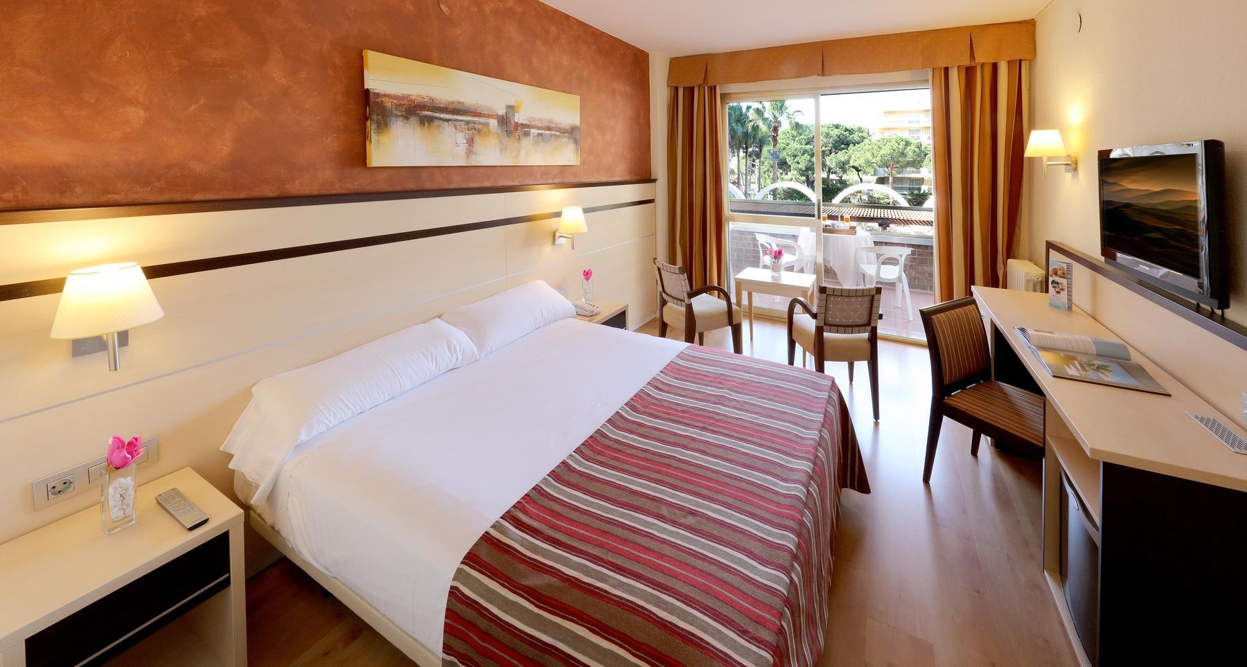 hotel rooms family Salou Costa Dorada
