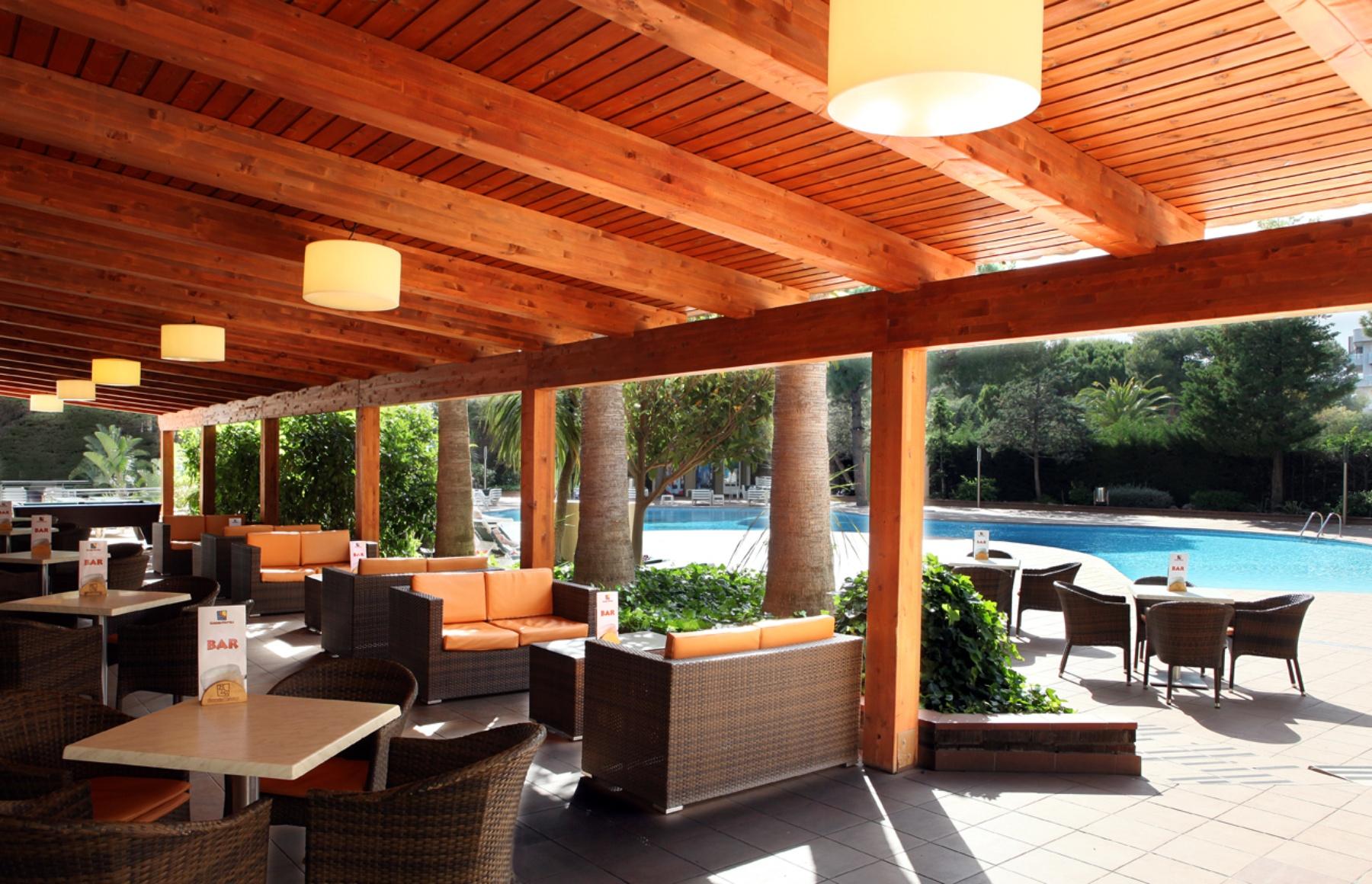 bar hotel Costa Dorada