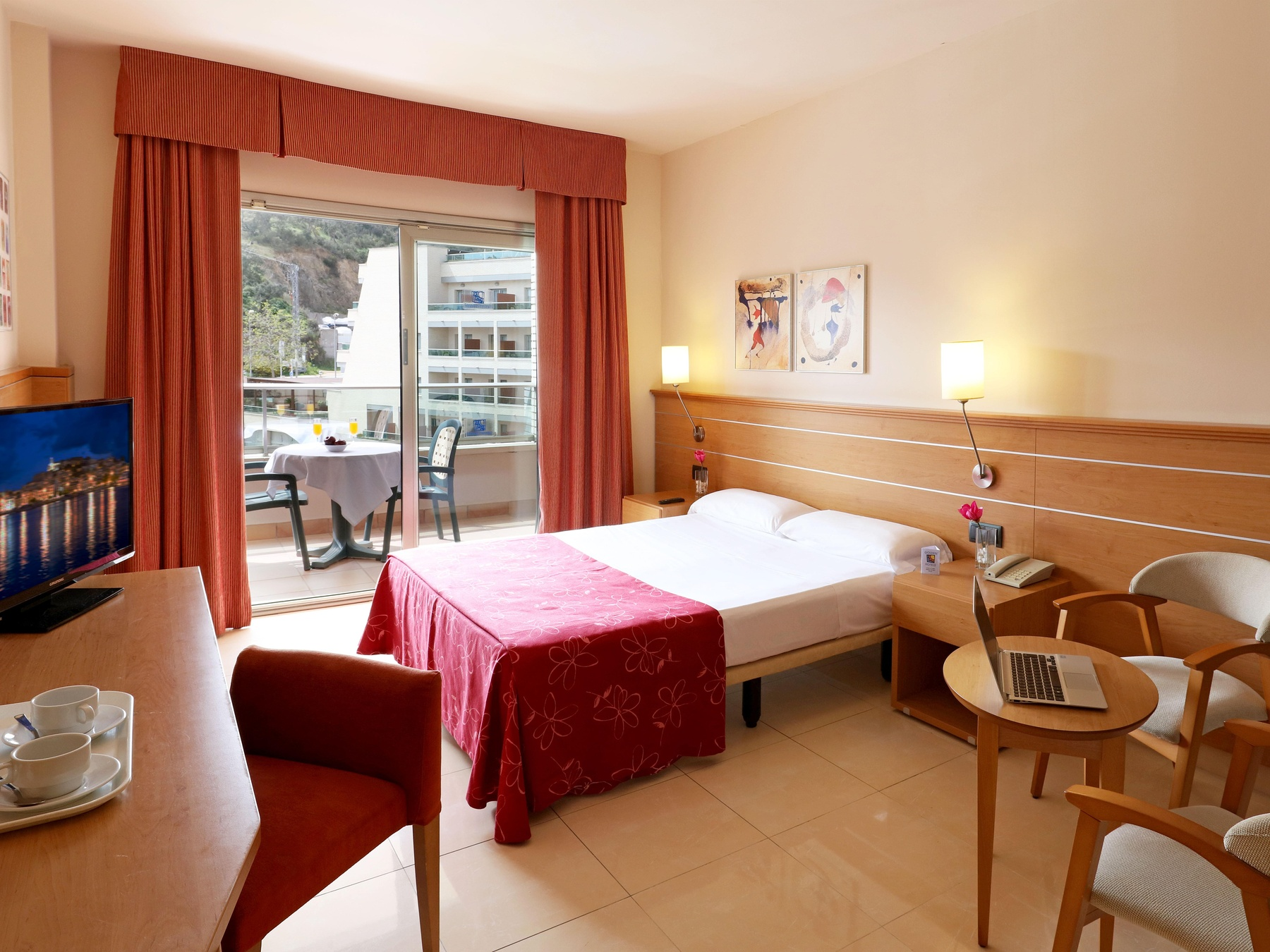 hôtel chambres famille Salou Costa Dorada