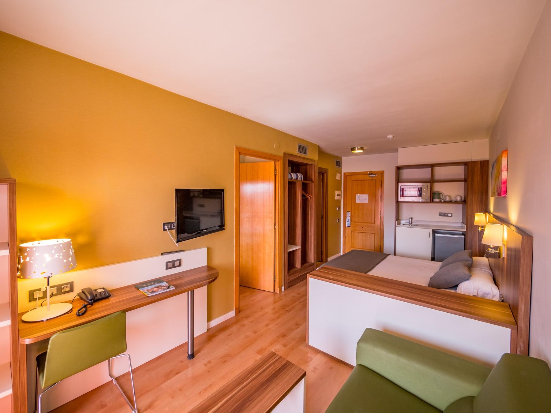 hotel Suites habitaciones familiares Salou Costa Dorada