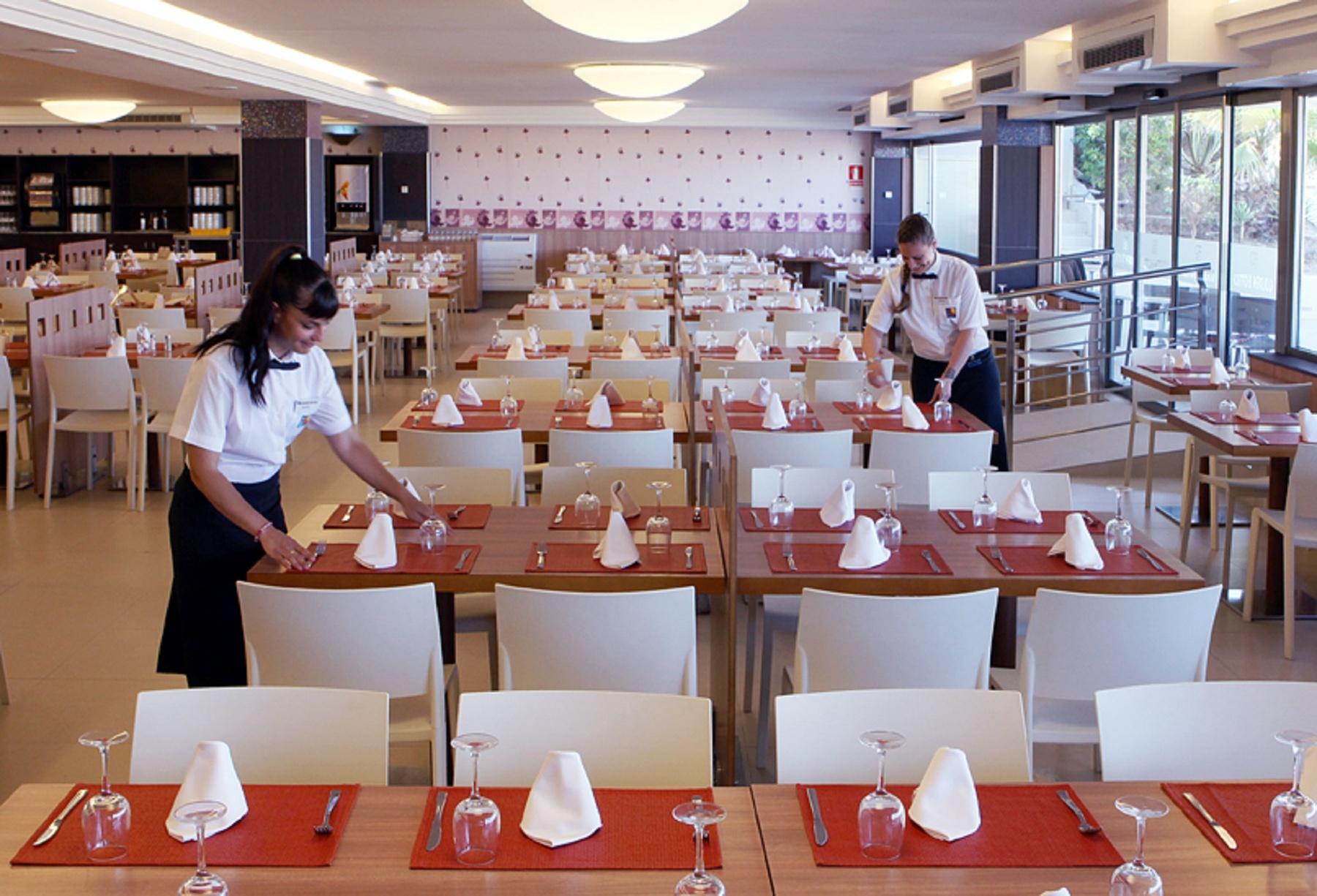 hotels restaurant full board Salou Costa Dorada