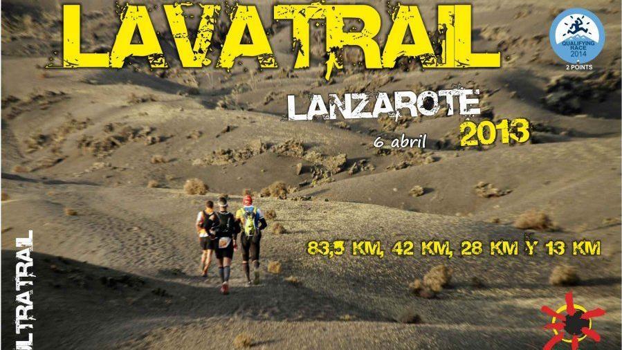 Lavatrail Lanzarote: una carrera entre volcanes