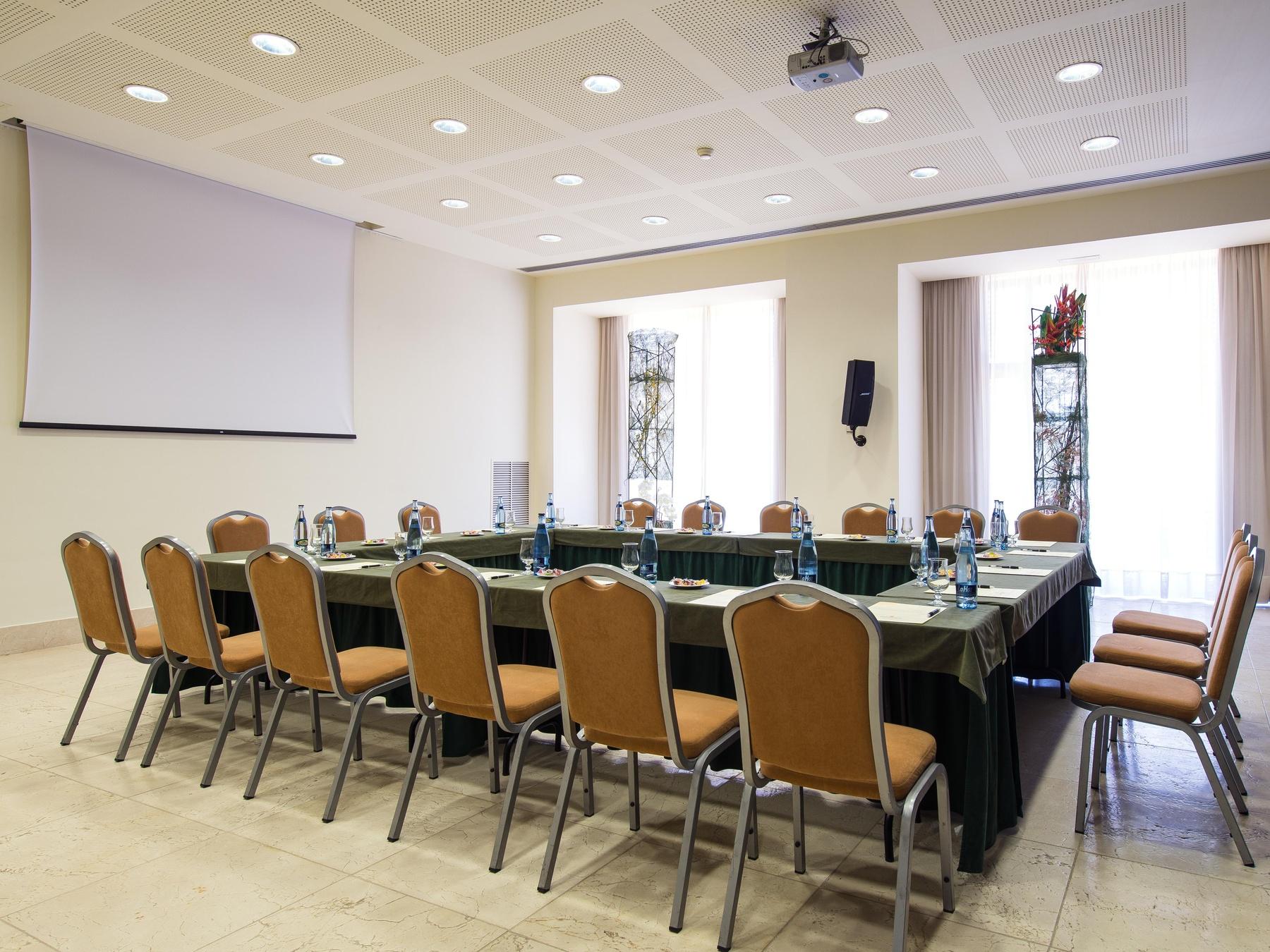 Sala de eventos y reuniones