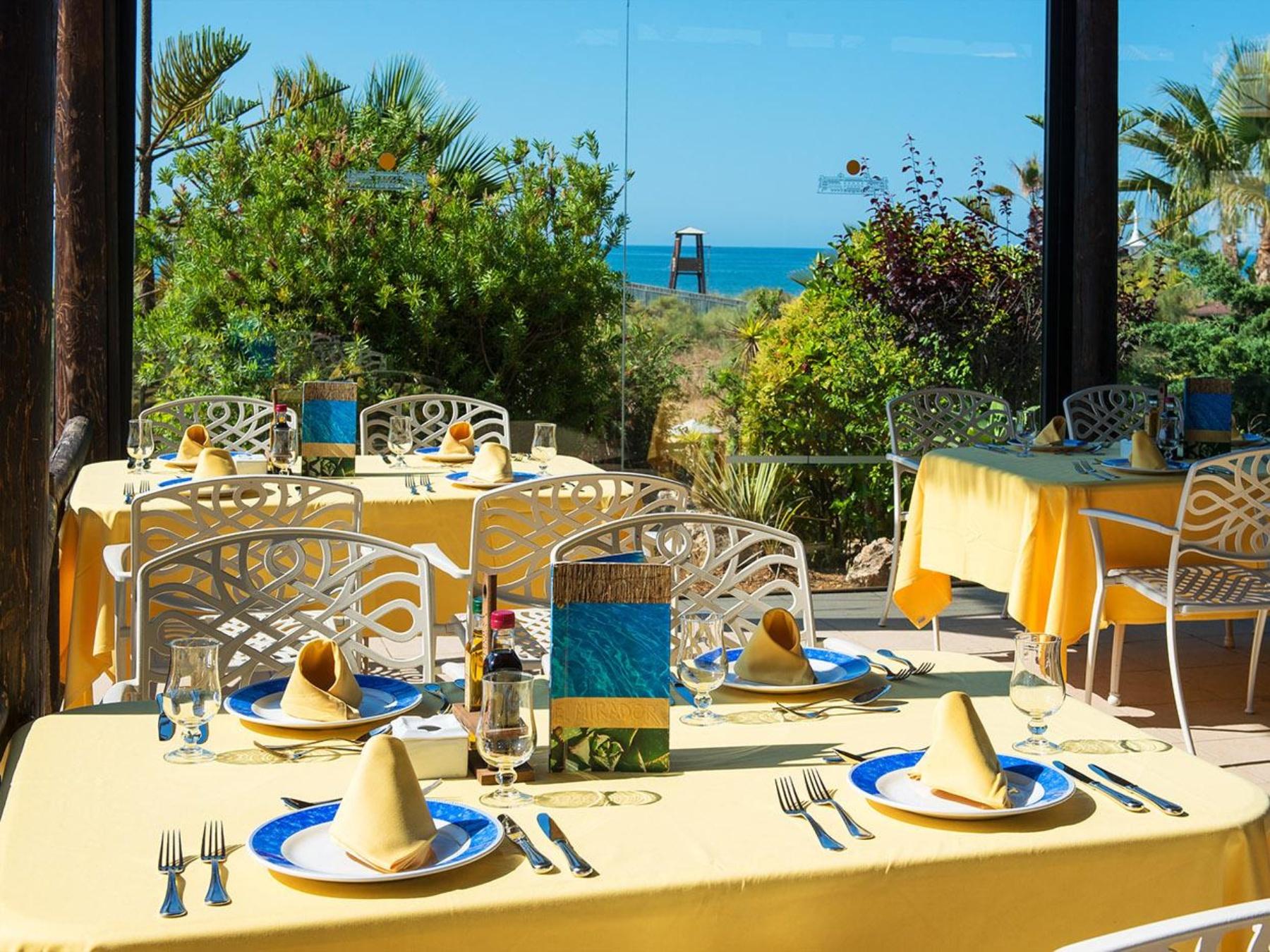 Restaurante a la carta El Mirador