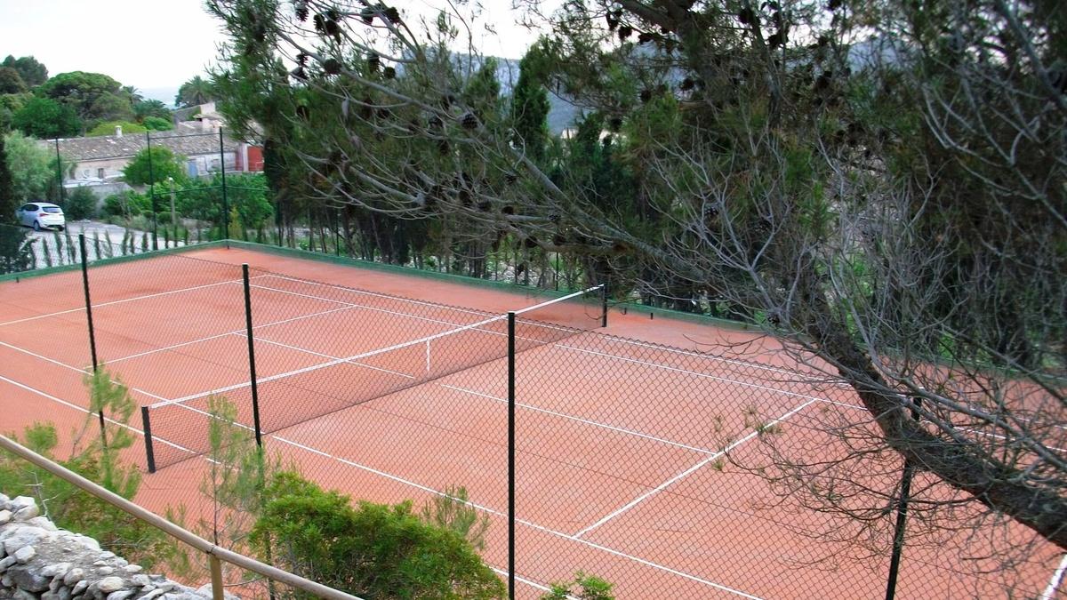 Pista de Tenis en Mallorca