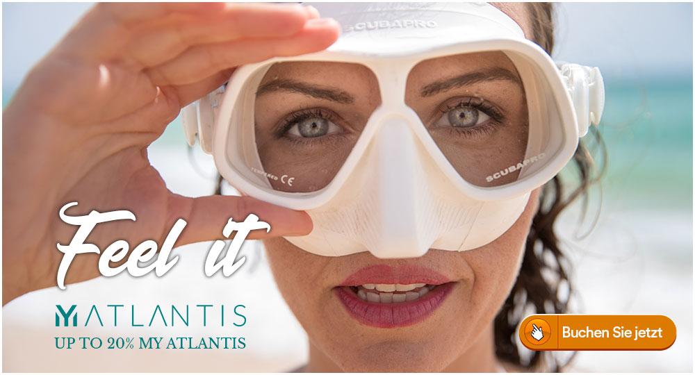 Ermässigung My Atlantis 2018 Fuerteventura