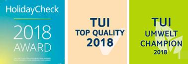 Quality und Umwelt Champion 2018