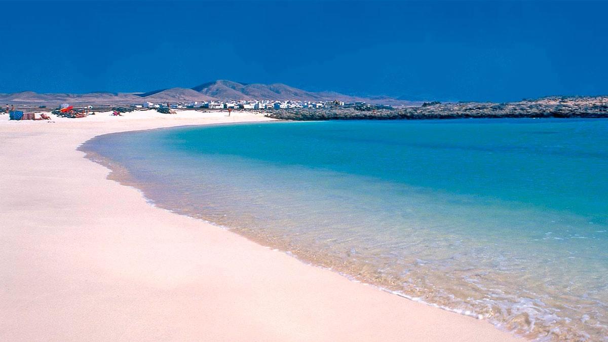 Playa Laguitos Cotillo - Corralejo Fuerteventura