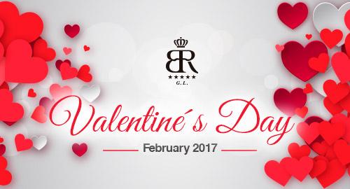 Luxury Valentine's Shortbreak
