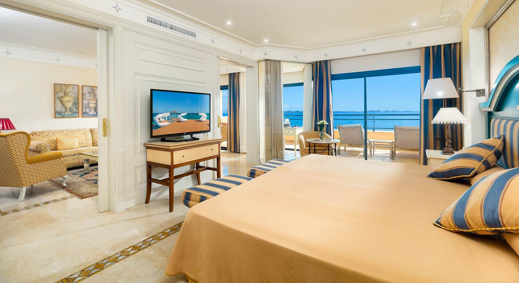Suite Atlántico | Gran Hotel Atlantis Bahía Real