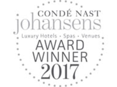 Conde Nast Award Winner 2016