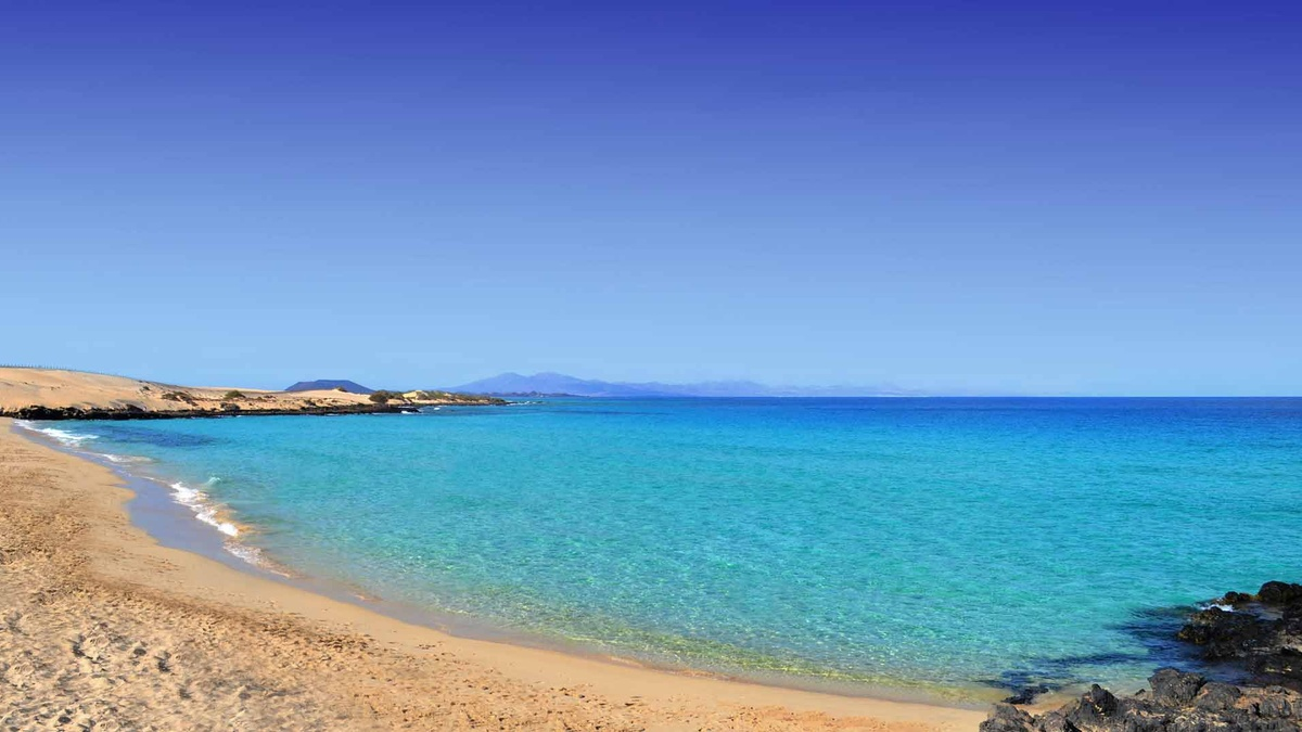 Playas de Fuerteventura - Corralejo Fuerteventura