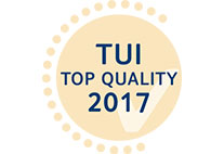 TUI TOP QUALITY HOTEL 2017