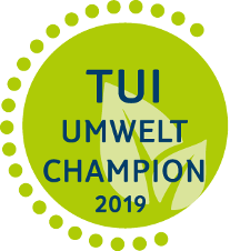 TUI UMWELT CHAMPION 2019