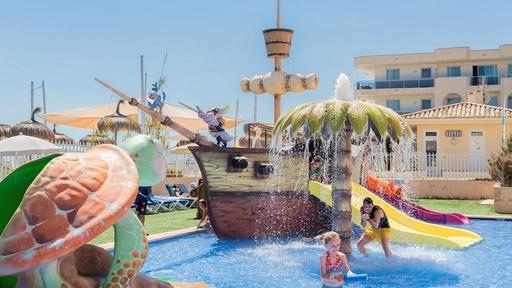 Splash Area | Playa Garden Selection Hotel & Spa
