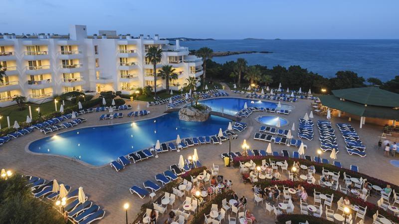 Tropic Garden Hotel Apartments