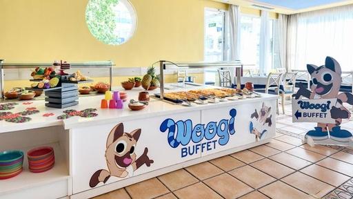 Minibuffet   Marinda Garden Aparthotel