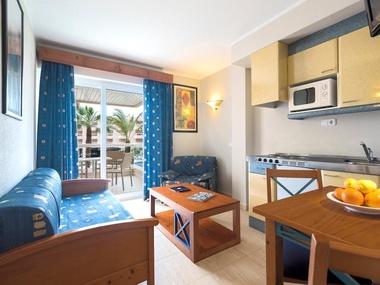 Pool View Apartment   Tropic Garden Aparthotel