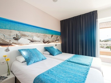 Habitación Superior | Tropic Garden Hotel Apartments
