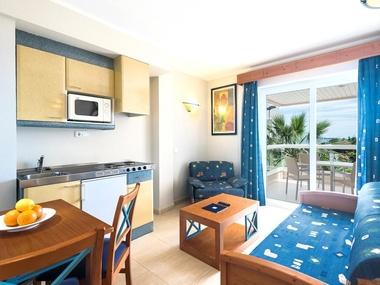 Front Sea View Apartment   Tropic Garden Aparthotel